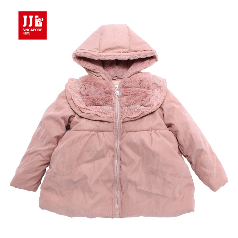 news fall  baby girls sweet coat The princess wind lace decoration outwearsОдежда и ак�е��уары<br><br><br>Aliexpress