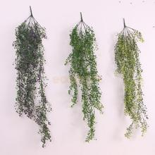 Various Plastic Artificial Weeping Willow Stem Vine for Outdoor Indoor Decor