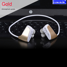 Renensin High quality 8GB Sport MP3 player W262 Stereo Headset MP3 headphone for sony walkman mp3 player(China)