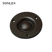 TONLEN 2PCS Neodymium Tweeter Speaker 74mm 20W 4 ohm 8ohm HIFI Tweeter Unit Silk Film Fiber DIY Treble Horn Audio Loudspeaker