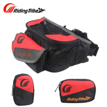 Free shipping Motorcycle Waist Bag Outdoor Touring Multifunction Portable Bag motorcycle Sports Knight Riding Bag Two Removable
