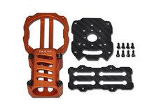 Tarot TL9602 Dia 25mm Motor Mounting Plate Set Orange For Multi-copter Hexacopter Octocopter F05531