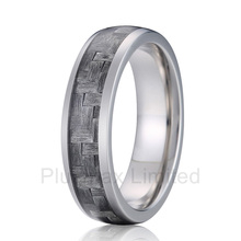 new arrival Buy your beautiful wedding band factory direct mens and womens anti allergic titanium jewelry fashion finger ring(China)