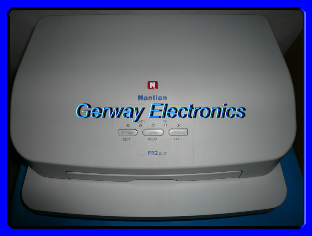GerwayTechs Refurbished Olivetti PR2 Plus PR2+ Passbook Printer (Used Good Working, Clean)