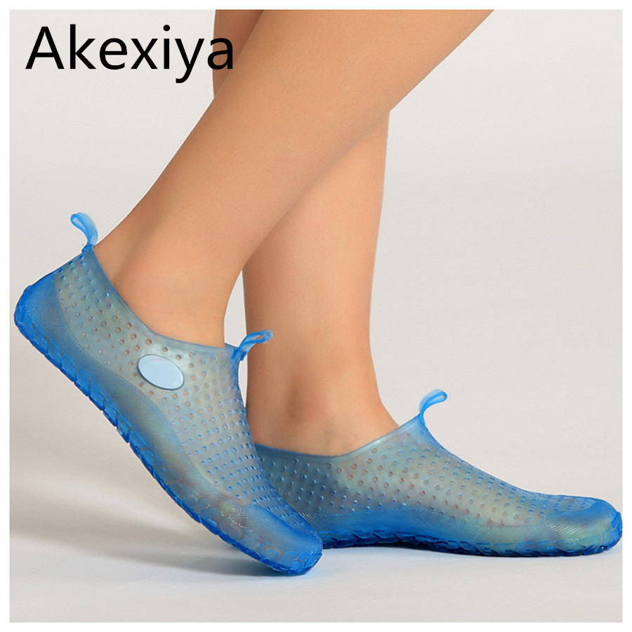 Akexiya Free Shipping 2017 New Manufacturers Selling Sandals Slippers Wading Diving Shoes Swimming For Lovers Unisex Wholesale(China (Mainland))