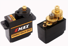 original EMAX ES08MA II Mini Metal Gear Analog Servo 12g/ 2.0kg/ 0.12 Sec Mg90S