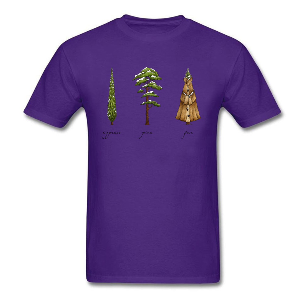 Know Your Coniferous Trees_purple