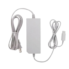 Gaming Host Charger EU/US Plug Replacement Wall AC Power Adapter Supply Cord Cable For Nintendo Wii AC110-240V 3.7A(China)