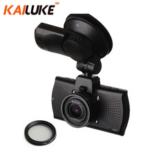Ambarella A7LA70 Car Camera DVR Full HD 1296P WDR Night Vision Dash Cam Auto Video Recorder DVRS Black Box GPS CPL A7810G Pro(China)