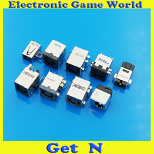 9models 10pcs each 90pcs/lot Commun DC Jack For DELL Tablets Original Laptops DC Power Connectors for DELL