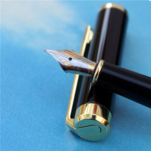 Advanced gift fountain pen free carving text and company LOGO Let your heart become unique(China)