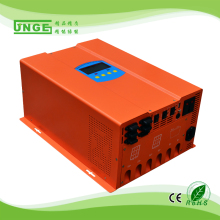 1kw ups inverter with controller dc 12v 24v to ac 110v 220v digital lcd display with RS232 communication for solar energy system
