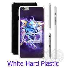 Puck Dota 2 Hard White Phone Case for iPhone 5S 5 SE 5C 4 4S 6 6S 7 Plus Cover ( Soft TPU / Plastic for Choice )