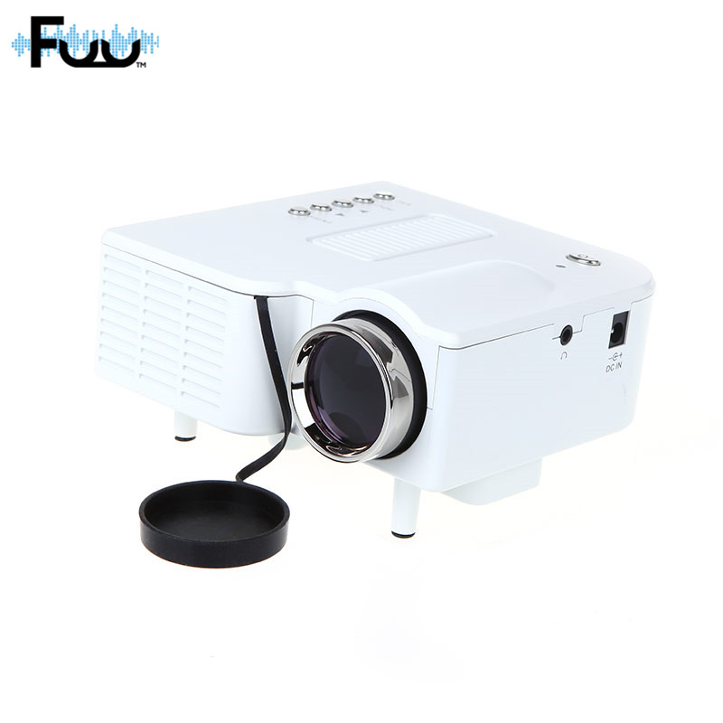 High Quality Mini Projector Beamer Cinema 1024P Full 3D HDMI USB Video Digital portable LCD LED Proyector Home Theater Projetor<br><br>Aliexpress
