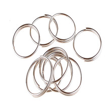 50PCS 12mm Metal Embellishments Jump Ring Jewelry Supplies DIY Crafts Stainless Steel Circle Accessories For Jewelry 2016 MC-43