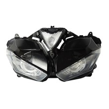 Hot Sales Motorcycle Headlight HID LED Frontlight For Yamaha YZF-R25 YZF-R3 RED BLUE YZF R25 R3 Front HeadLamp Lighting Parts(China)