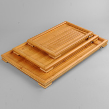 New,Chinese Bamboo tea table/desk,drain drawer,tea accessories,storage water,for tea da hong pao,milky oolong,free shipping,cha(China)