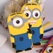 For ipod touch 4 &5 case Despicable Me minion cases covers for ipod touch 4g & 5G