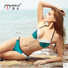 Free shipping Miduo New summer bright color sexy bra set confortable underwear 13163#(China)
