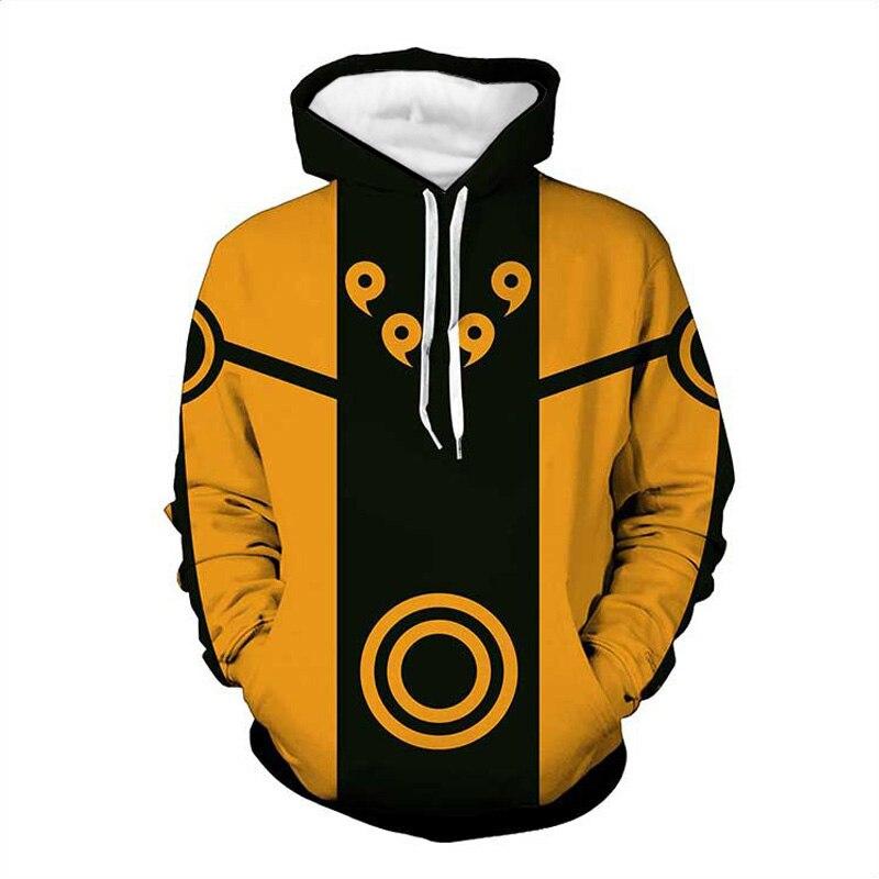Coshome Naruto 3D Hoodies Anime Boruto Akatsuki Jacket Coat Uchiha Itach Cosplay Costumes Kakashi Men Sweatshirt Spring (10)