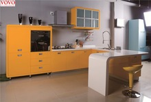 Customized kitchen cabinets wholesale(China)