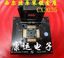 Superpro 5000 e 5004 superpro programmer xeltek cx3035 adapter socket programmer ic test seat adapter