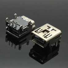 2pcs - 100pcs Mini USB Charging Connector Port GPS Garmin nuvi 465LMT 465T 50LM 500 52LM(China)