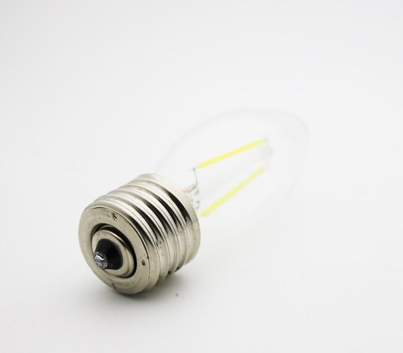 1x E27 to E14 Lamp Holder Converter Socket Light Bulb Lamp Holder Adapter Plug Extender Led Light