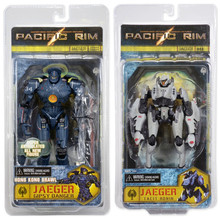 7inch 31980 ESSENTIAL JAEGER 7INCH PACIFIC RIM SERIES 4 action figures New box in stock freeshipping