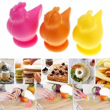 Household Items Silicone Egg Yolk Separator Home Kitchen Dining Bar Gadgets Cake Tools Items Stuff Accessories Supplies Products(China)