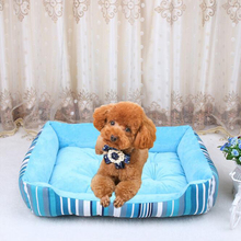 Autumn And Winter Seasons General Factory Direct Canvas Kennel Pet Supplies Wholesale Teddy Golden Poodle Pet Nest