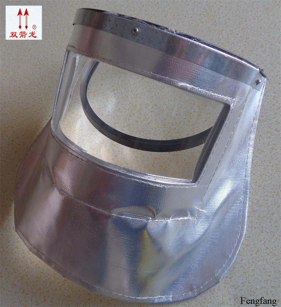 Aluminum foil shield surface pantalla PC security mask boxe backwash high quality welding mask<br>