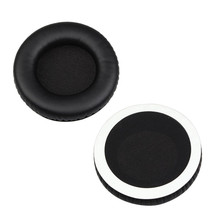 Hot Selling Replacement EarPads Soft Ear Pad Cushions For Steelseries Siberia V1 V2 V3 Gaming Headphones #ET1(China)