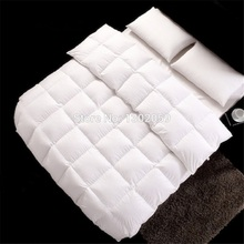 Make Any Size 95% European Hungarian Goose Down Comforter Doona Quilt Blanket We are Factory