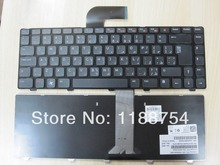 Brand New laptop keyboard  For Dell Inspiron 14R N4110 N4050 M4040 N5050 M5050 M5040 N5040 Arabic Service AR version BLACK