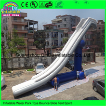 Hot selling 14.7ft long Inflatable Water Slide For Yachts