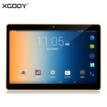XGODY KT096H 9.6 inch Tablet PC 3G/2G Phone Call Android 4.4 1GB RAM 16GB ROM MTK6582 Quad Core WiFi OTG GPS 1280*800 WCDMA/GSM