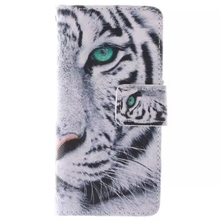 NEW Fashion Animal Leather Case Cover For Apple iPhone 5 5S Wallet Cases Funda shell popular case for iPhoneSE 5SE