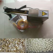 Newest Design High Efficiency Practical Household Semi-Automatic Quail Egg Peeler Machine Huller Machine Sheller Peeling Machine