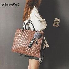 Luxury Handbags Women Bags Designer Diamond Shoulder Bag Chains PU Leather Crossbody  Bag Big Capacity Casual Tote Bag Messenger a297d18f7eca