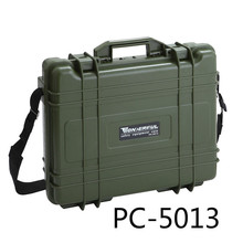 4.6kg 517*433*143mm Abs Plastic Sealed Waterproof Safety Equipment Case Portable Tool Box Dry Box Outdoor Equipment