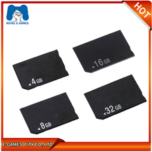 Free shipping MS 4GB 8GB 16GB 32GB 64GB Memory Stick Pro Duo Reader for PSP Card Adapter