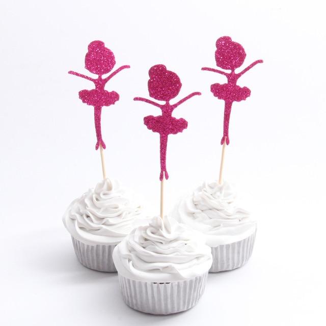 10-PCS-Glitter-Ballerina-Cupcake-Toppers-Birthday-Cupcake-Toppers-Baby-girl-Shower-Cupcake-Toppers-Food-Picks.jpg_640x640