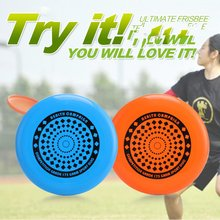 1 Piece Professional 175g 27cm Ultimate Frisbee Flying Disc Flying Saucer Outdoor Leisure Men Women Child Kids Outdoor Game Play
