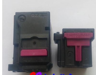1SET  FOR  4F0 937 733 / 4F0 937 743 male and female 10-pin docking connector<br>