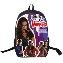 Buy Tv Show Chica Vampiro / Twilight Backpack Teenagers Girls Boys School Bags Men Women Daily Bag Vampire School Backpacks for $16.78 in AliExpress store