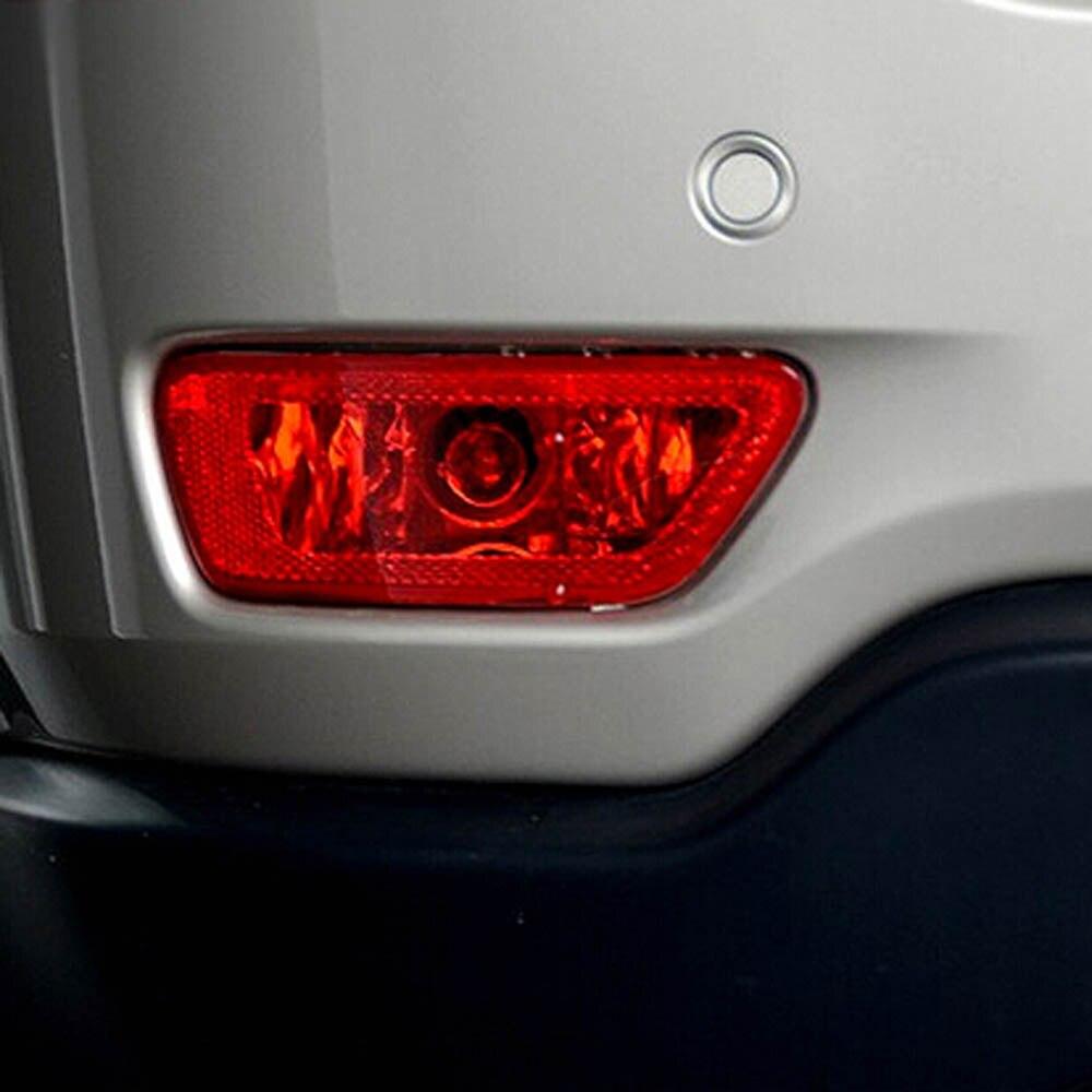 external rear taillights Bumper left right side fog lights lamp Assembly house holder for Dodge JCUV Journey Fiat Freemont<br>