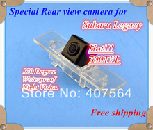 Hot!!! 700TVL Special Car Rear View Reverse back up camera for Subaru Legacy, Free shipping