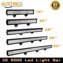 Double Rows Straight 108W 126W 180W 234W 288W LED Work Light Bar for 12V 24V Vehicle Driving Offroad Boat Car Truck 4x4 SUV ATV(China)