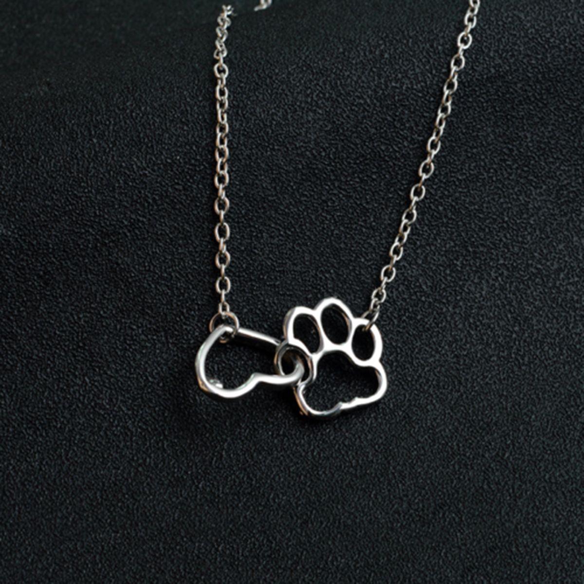 SALE HOLLOW PET PAW FOOTPRINT NECKLACES FOR CAT LOVERS-Cat Jewelry-Free Shipping SALE HOLLOW PET PAW FOOTPRINT NECKLACES FOR CAT LOVERS-Cat Jewelry-Free Shipping HTB1JEUlRpXXXXcWXpXXq6xXFXXXR